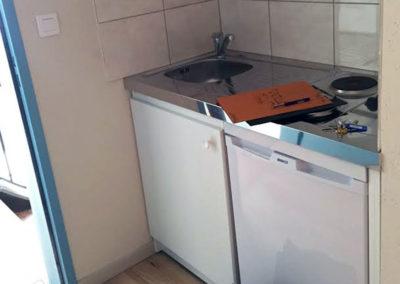 Logement ALT - kitchenette - SOliHA Ariège