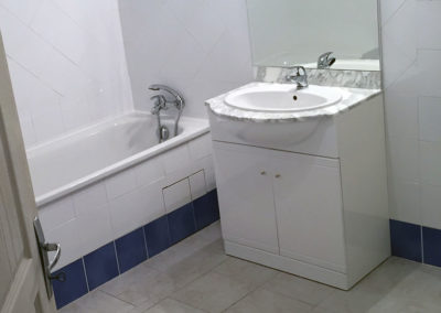 Logement ALT - salle de bain - SOliHA Ariège