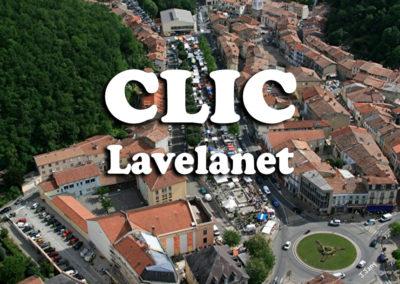 Participation au Forum du CLIC de Lavelanet, « Vieillir à domicile » le 23 juin 2016