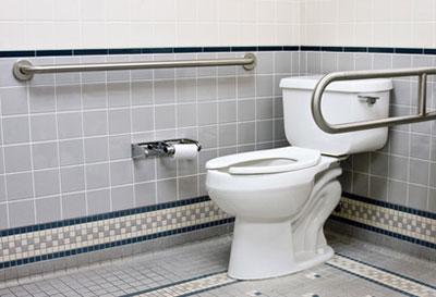 Maintien à domicile – Aménagement des WC (SOliHA Ariège)