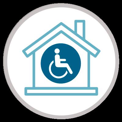Adaptation du logement au handicap et/ou vieillissement, perte d'autonomie (SOliHA Ariège)