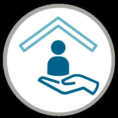 ASLL dans le cadre d'une mise à disposition d'un logement temporaire (SOliHA Ariège)