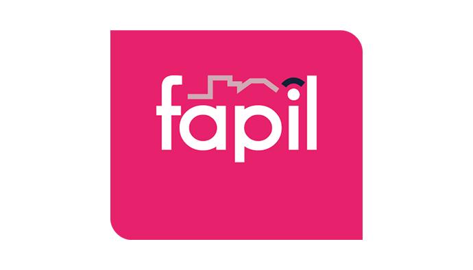 Logo de la Fapil