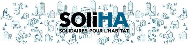 SOliHA Ariège est membre de la fédération nationale SOliHA, Solidaires pour l'habitat
