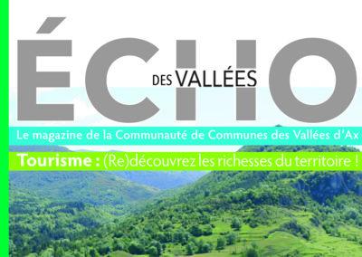 L'Écho des Vallées n° 11 : Zoom sur la Maison des Saisonniers et la Maison de l'Habitat de l'Ariège
