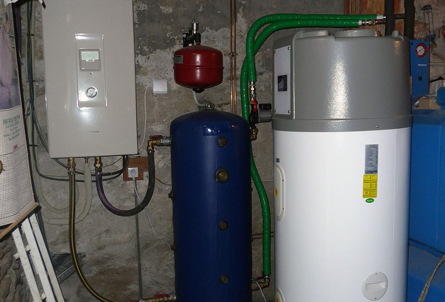 Exemple travaux Énergie (APRÈS) - SOliHA Ariège