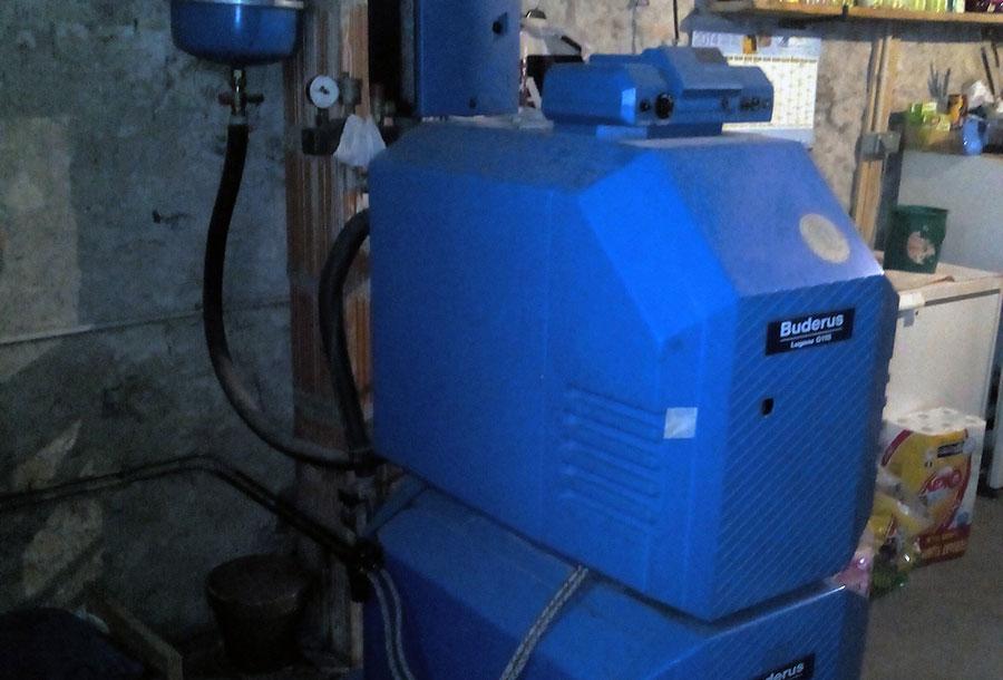 Exemple travaux Énergie (AVANT) - SOliHA Ariège