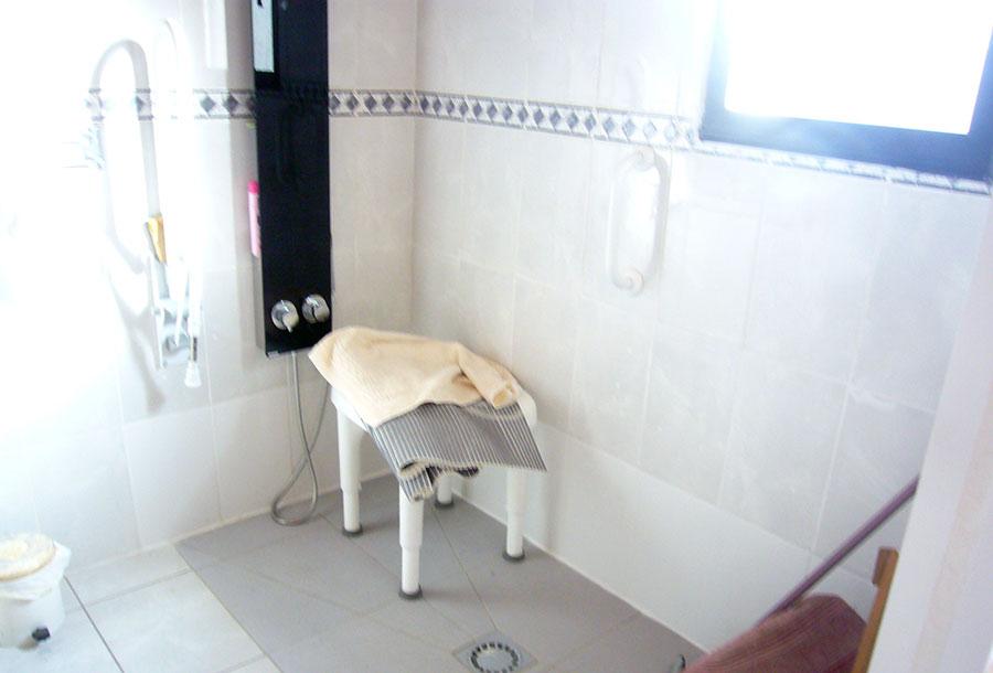 Exemple travaux Handicap - maintien à domicile (APRÈS) - SOliHA Ariège