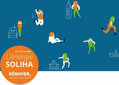 L'énergie. Rénover, une semaine pour y penser ! Portes ouvertes le 13 mars 2019