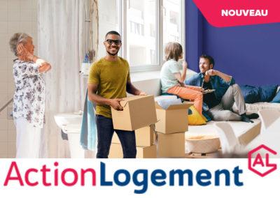 Action Logement : nouvelles solutions pour vous et votre logement